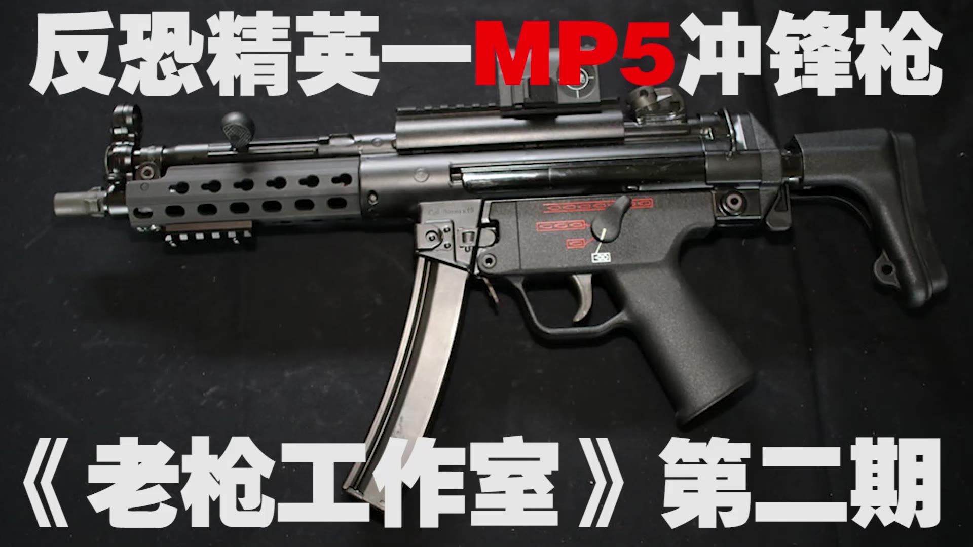 老枪工作室第二期-mp5