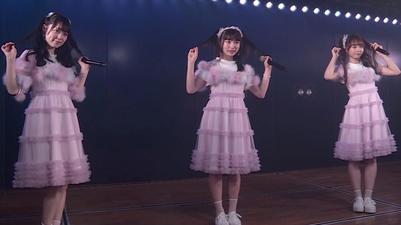 【AKB48】200704 配信限定公演 最萌身高差公演 三宝公演