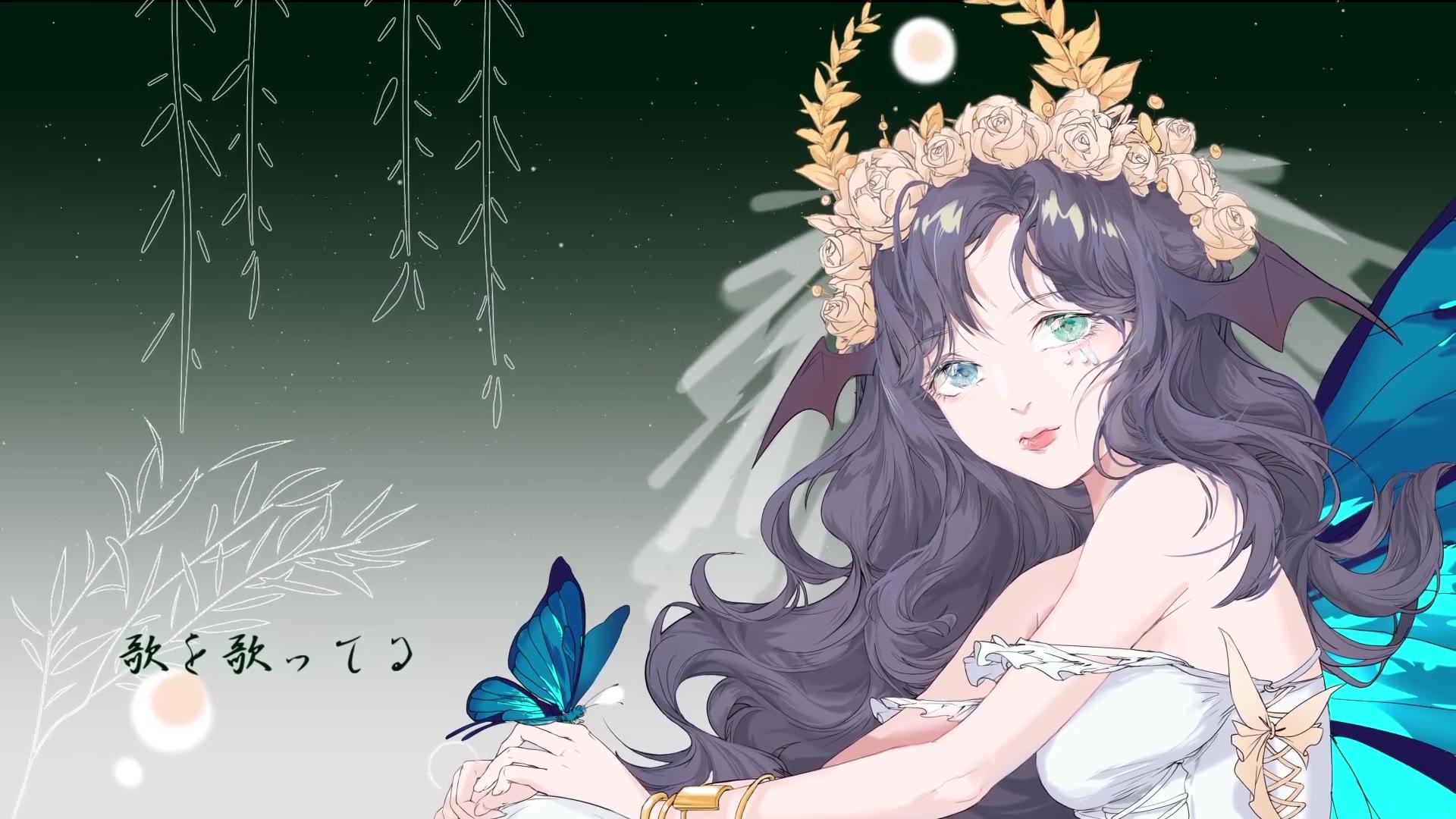 【千璃Senri】欧若拉日语版