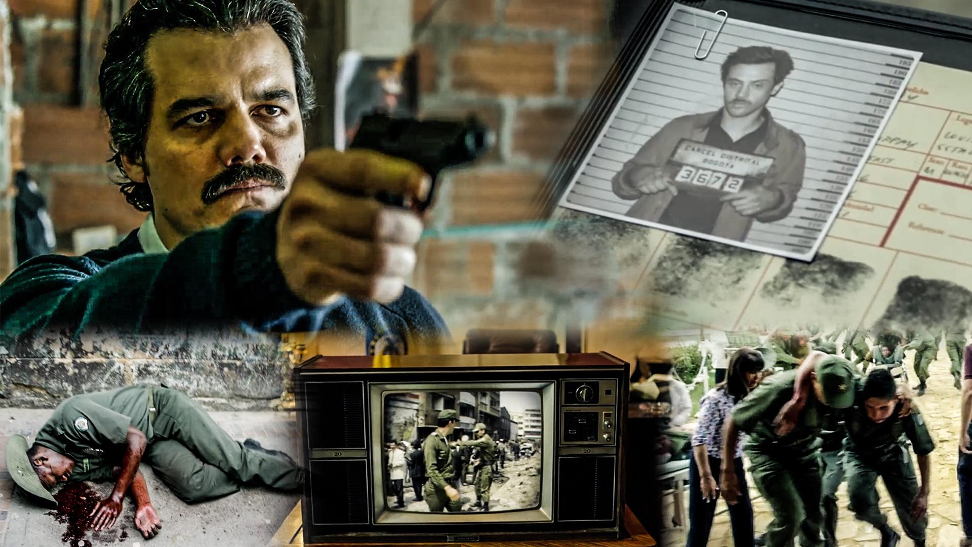 【墨菲】《毒枭》第7期:巴勃罗再发动屠杀,美国政府大换血