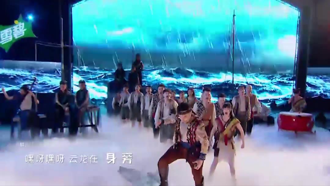 【炙热的我们】上海彩虹室内合唱团《乘风破浪》