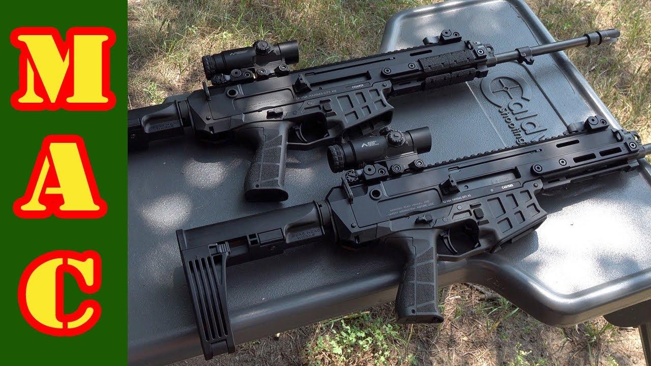 [MAC]CZ Bren2步枪 5.56 vs 7.62