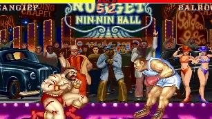 《街霸2CE》拳王的迷惑行为让苏联大汉摸不着头脑