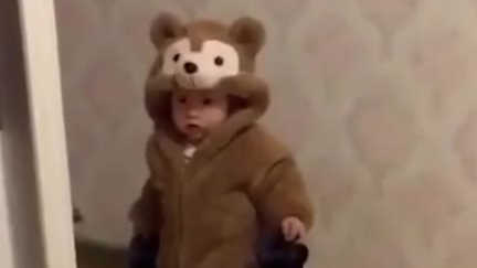 人类幼崽可爱小合集