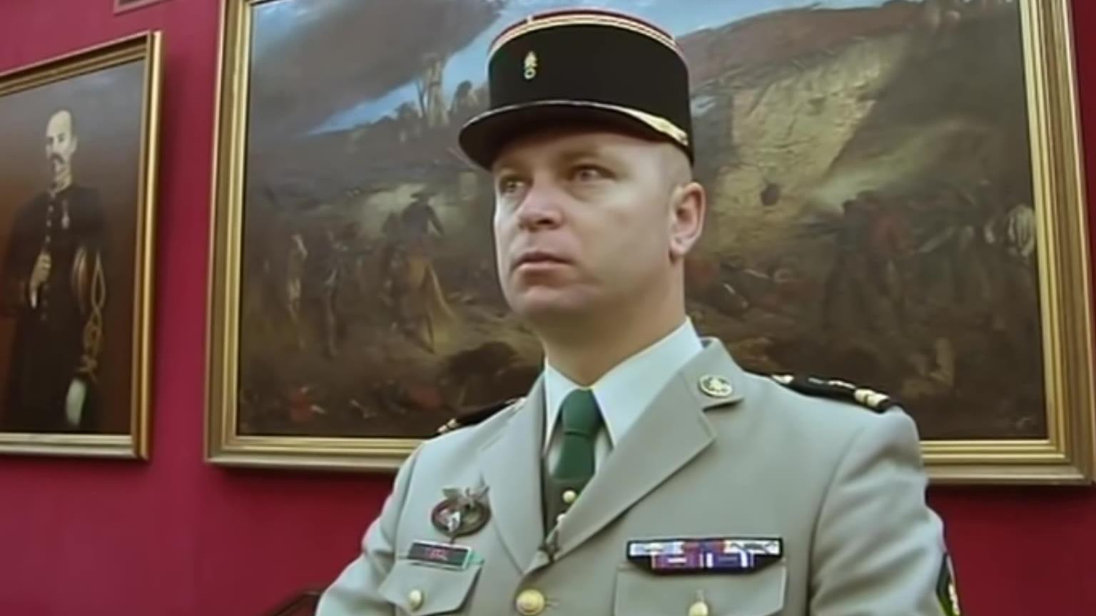 【外籍军团】法国打仗还得靠外国人