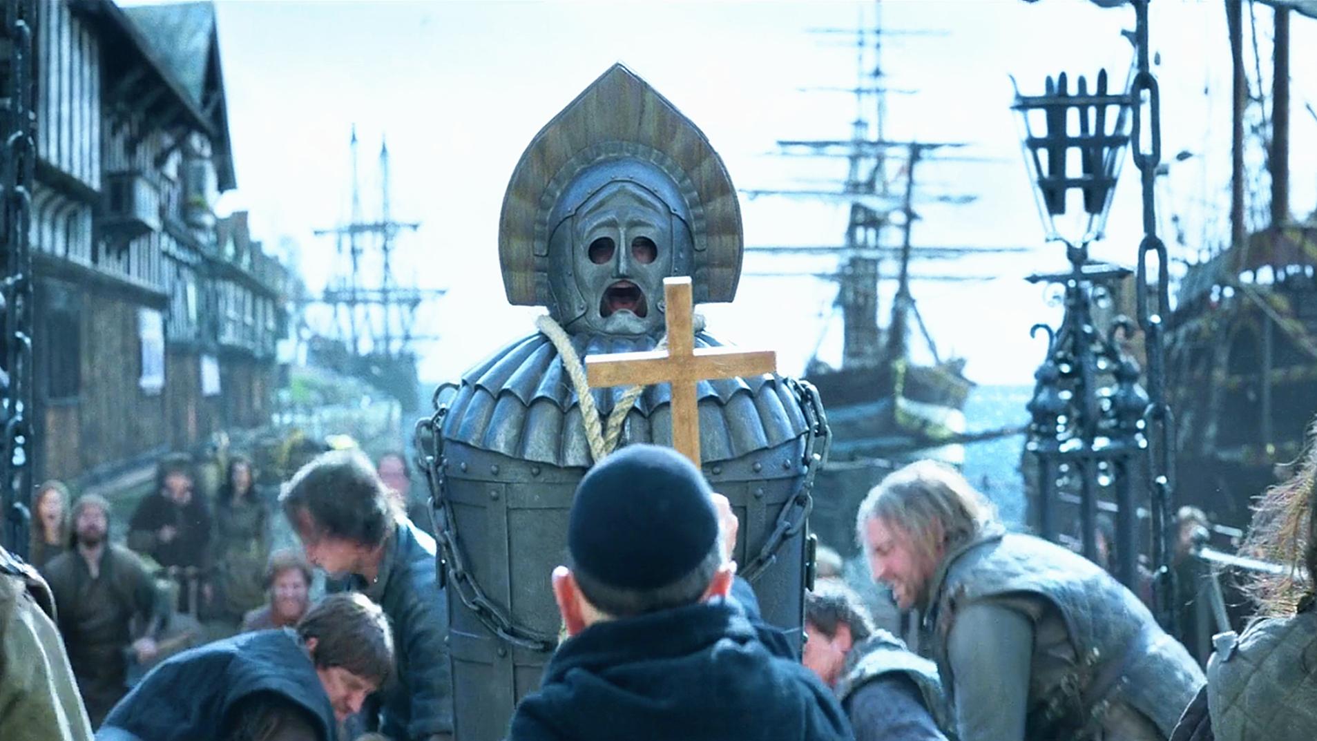 【一色】新片《不死军团》,查理兹·塞隆的千年女斗士,我为人类作贡献
