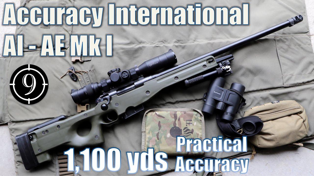 [9-Hole Reviews]AWP狙击步枪1100码精准射击挑战