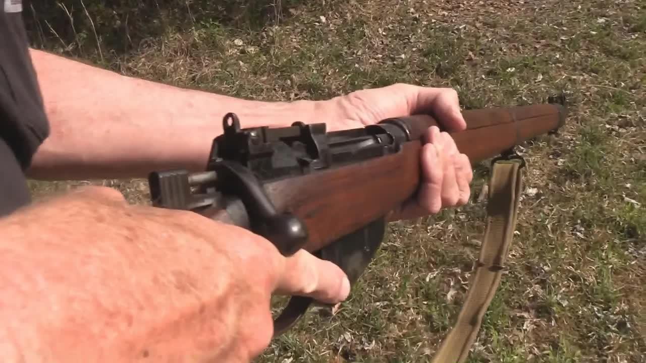 [hickok45]林间漫步-李恩菲尔德MK1步枪