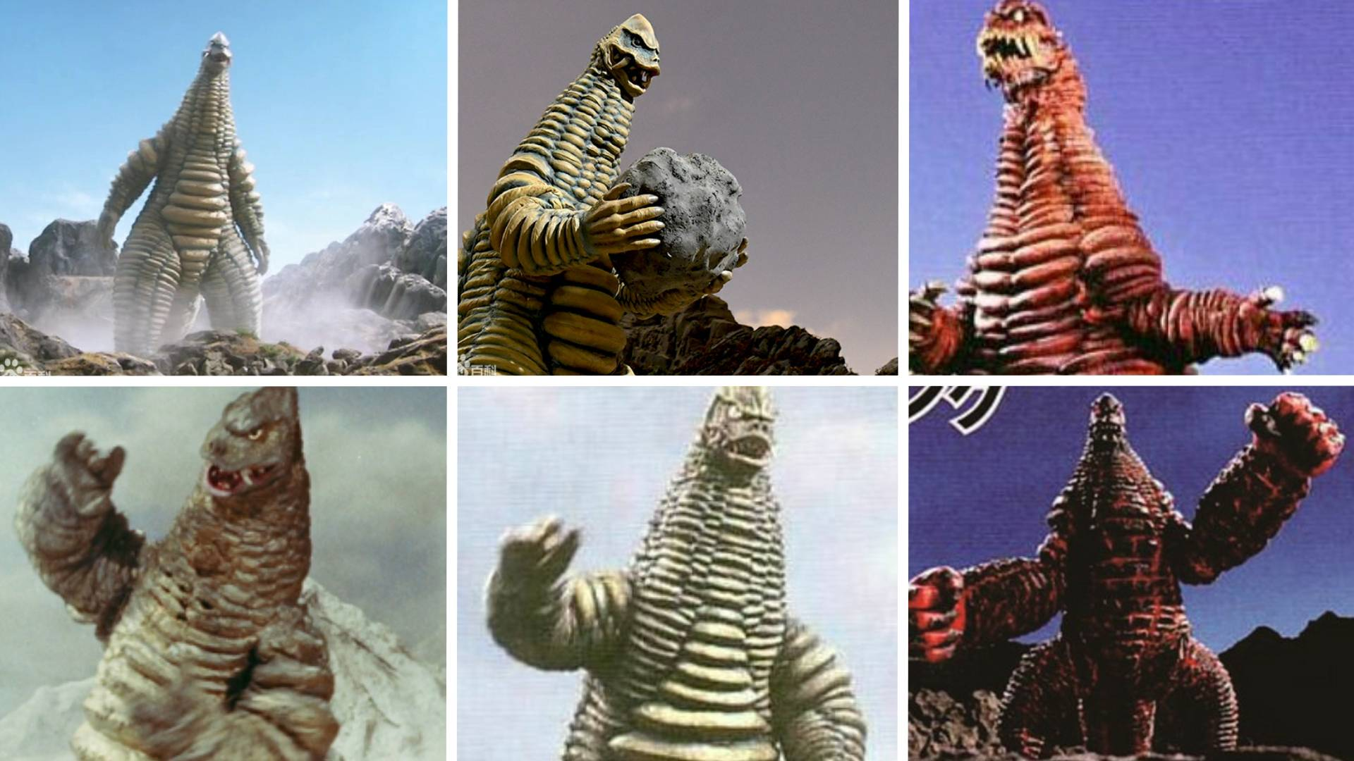 【16代】撕裂宇宙的强大手臂!骷髅怪兽雷德王进化史