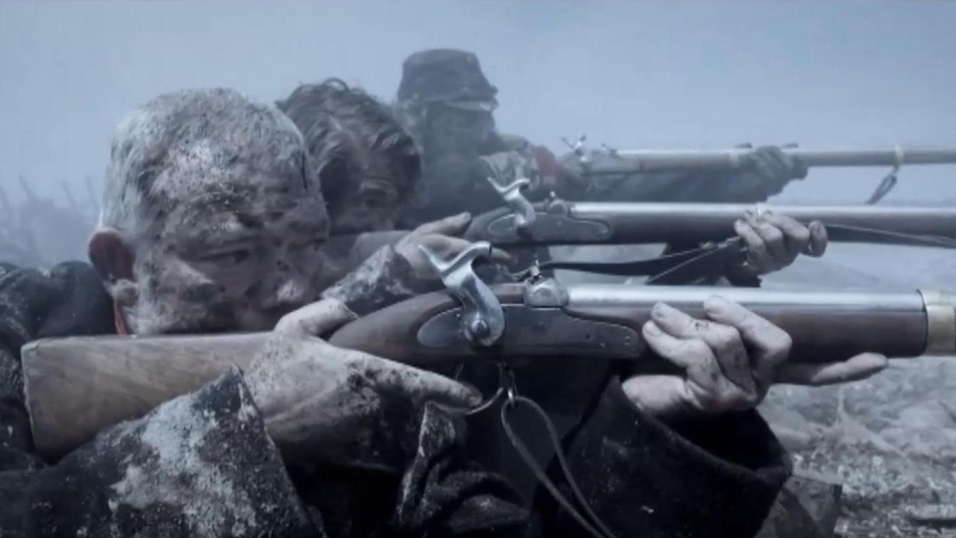 丹麦巨制战争史诗电影,真正体现了战争的真实残酷,你绝对没看过
