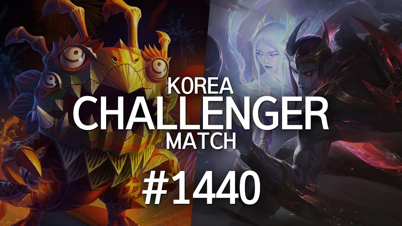 韩服最强王者菁英对决 #1440丨一天一个活
