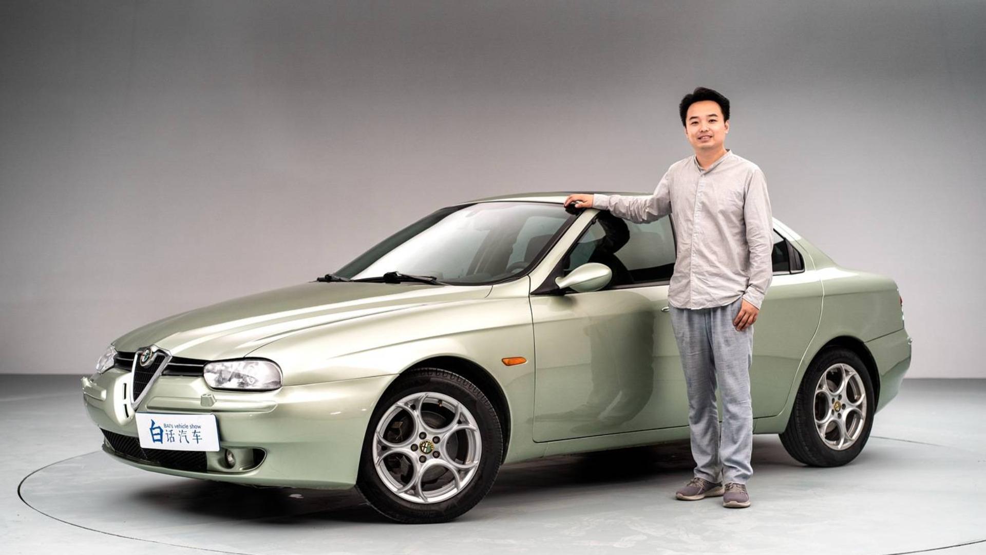 选一辆车告诉大家什么是意大利车,我会选它——阿尔法·罗密欧156
