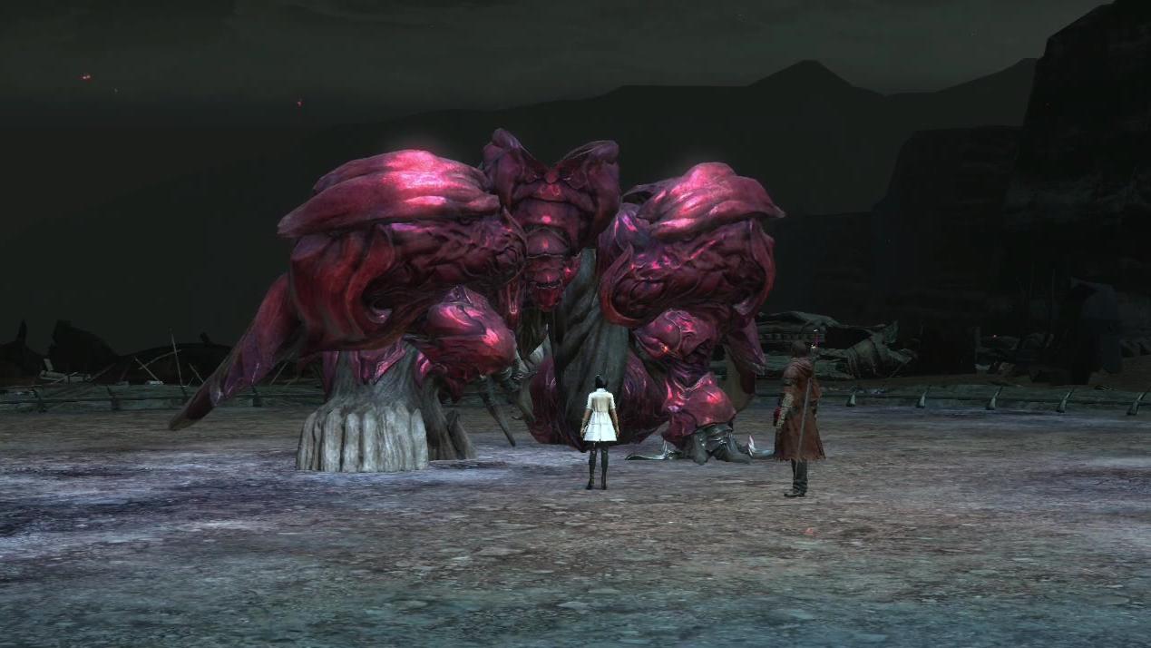 最终幻想14  5.2普通红玉神兵破坏作战 含翻车与后面剧情  FF14