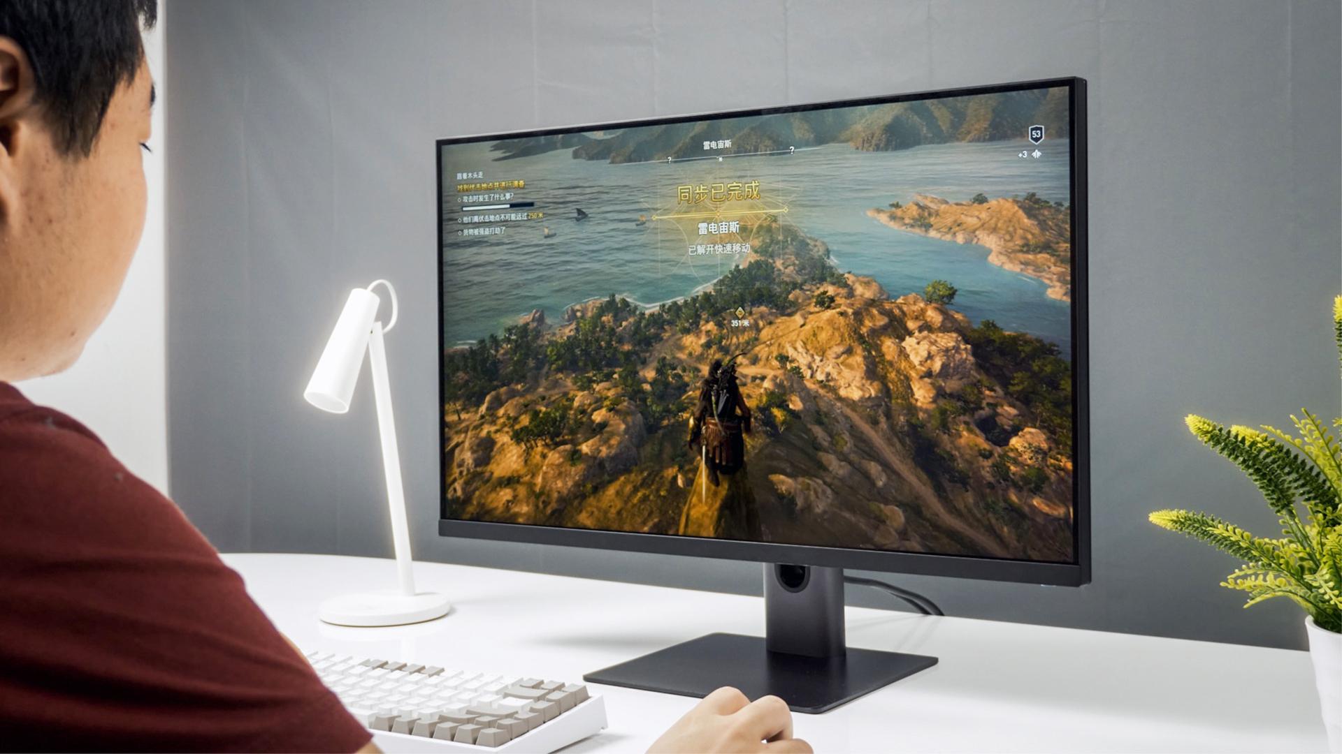2K价位最值得买的显示器?小米27英寸电竞显示器评测