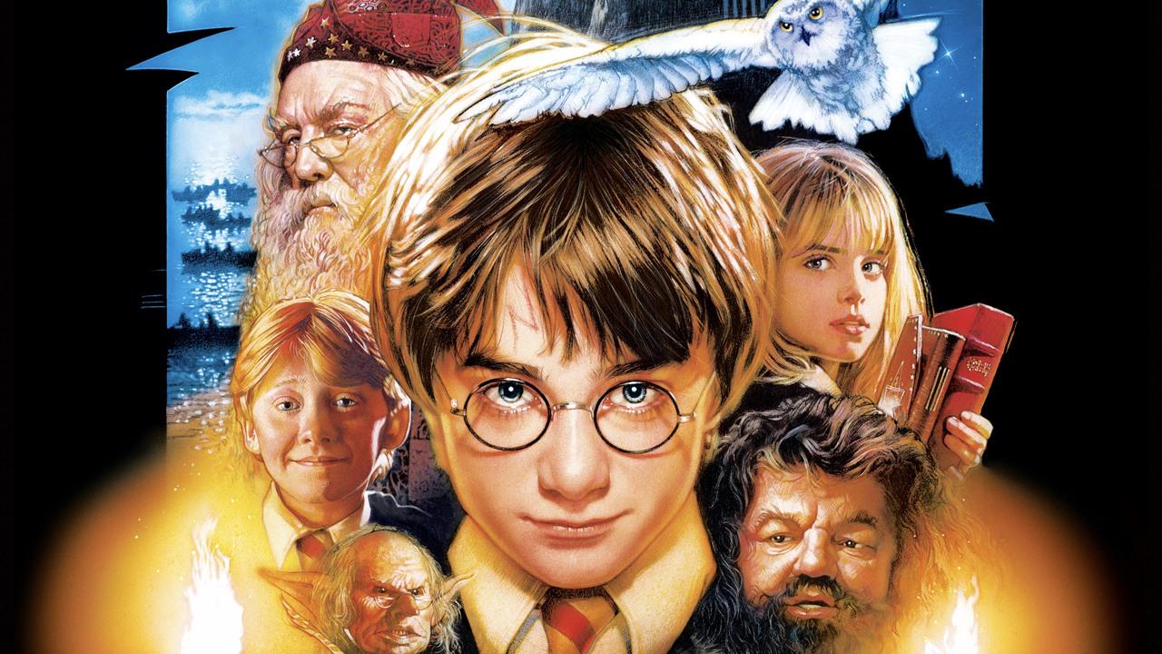 《哈利·波特与魔法石》4K修复3D版定档8月14日,重回魔法梦的起点!