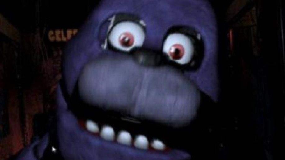【恐怖游戏录屏】被玩具熊吓哭的那一夜【胆小勿入】