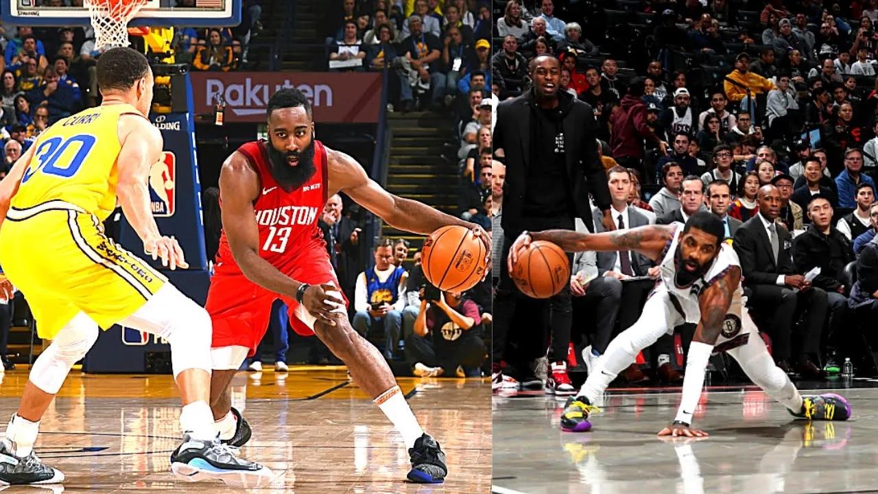 """NBA""""街头篮球""""时刻集锦"""