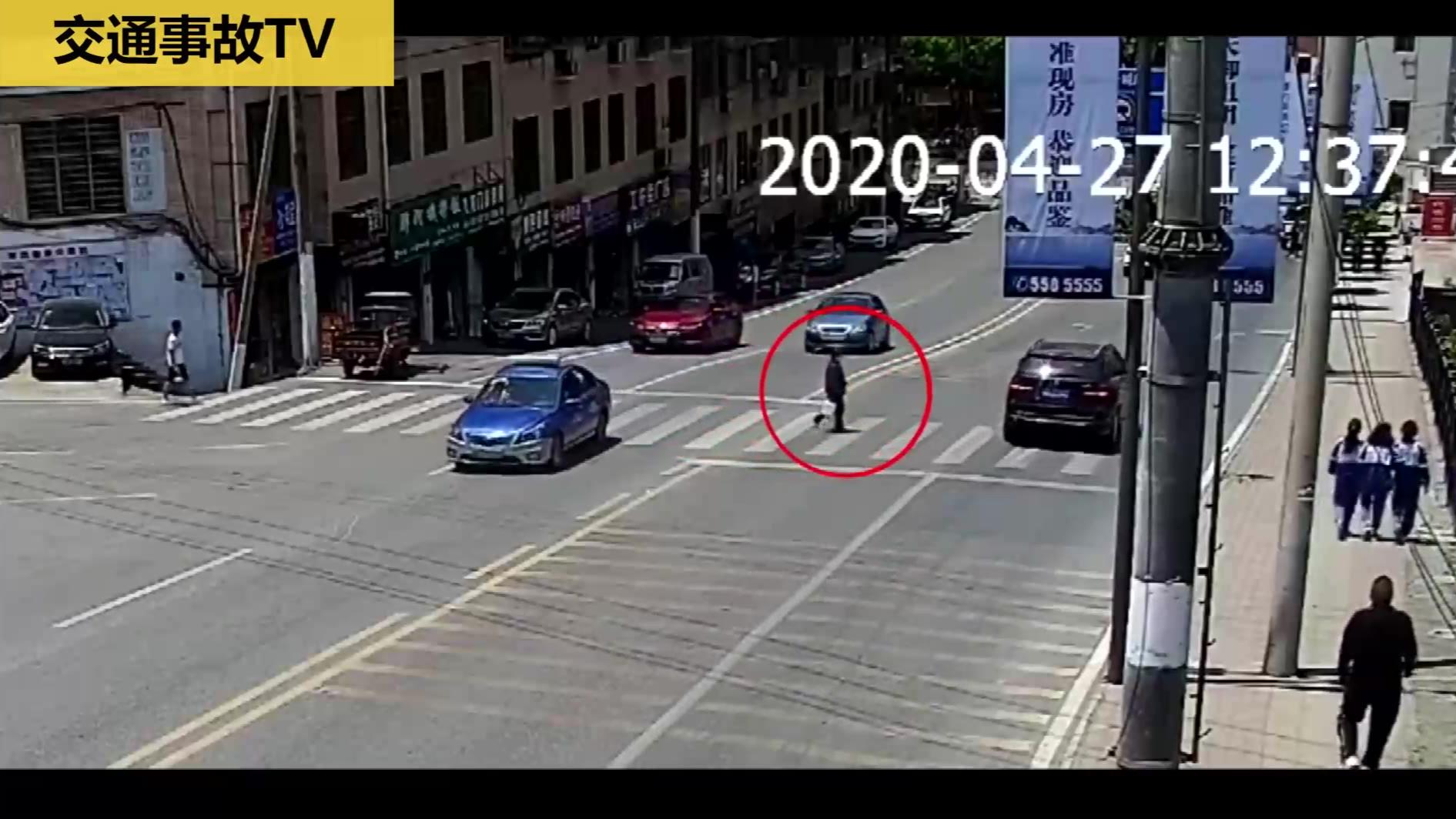 交通事故合集:汝有何能,以路为厅——2020年第77期