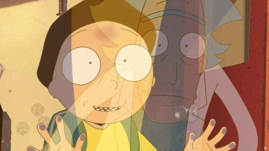 《瑞克和莫蒂》官方特别短片「Rick and Morty vs. Genocider」