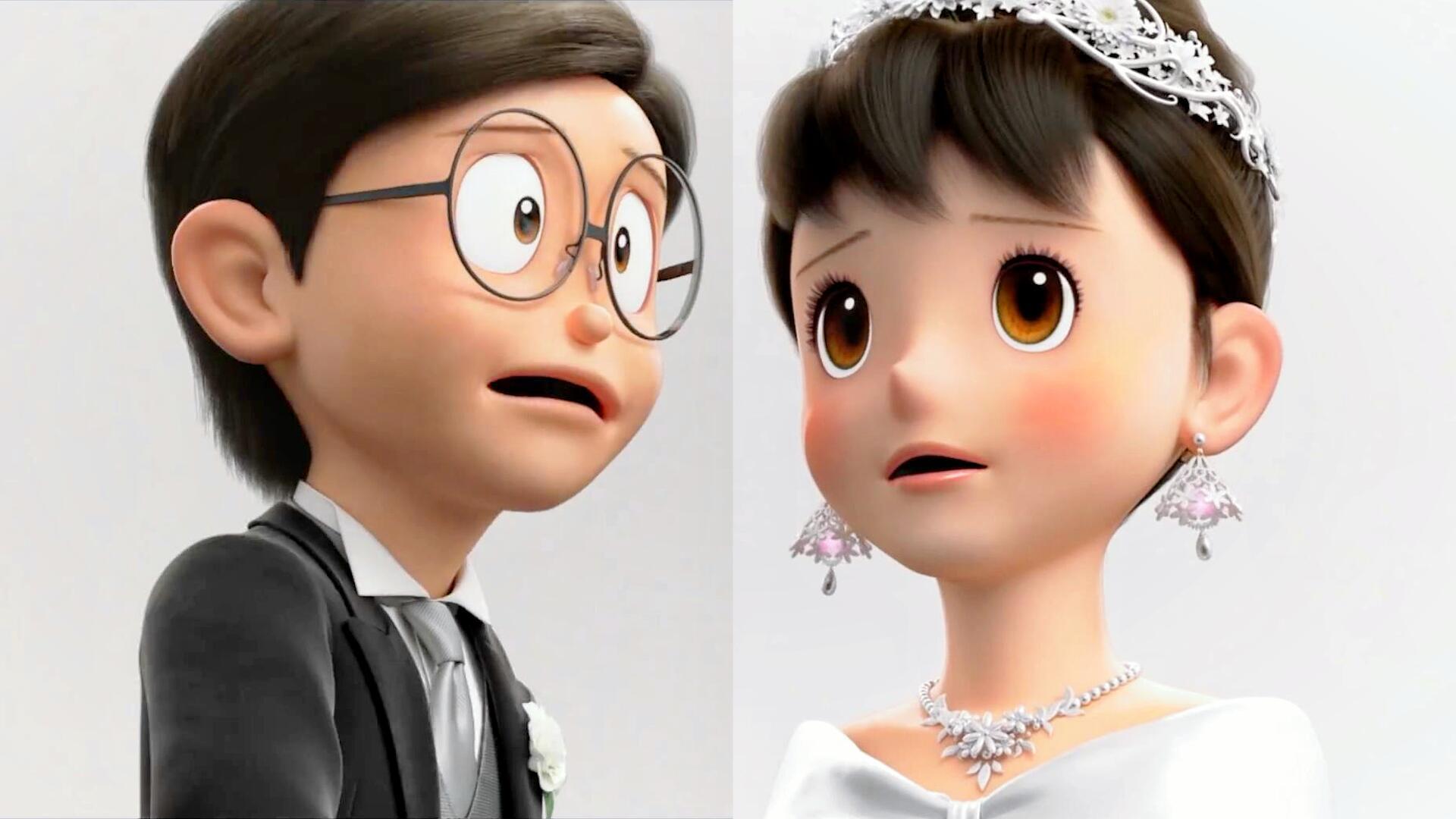 【3D电影50周年纪念】哆啦A梦:伴我同行2 正式PV【MCE汉化组】