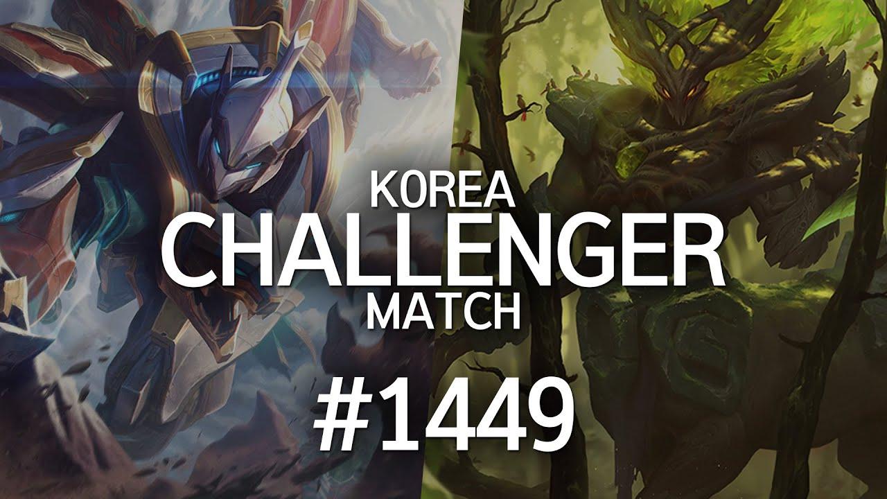 韩服最强王者菁英对决 #1449丨赤鸡