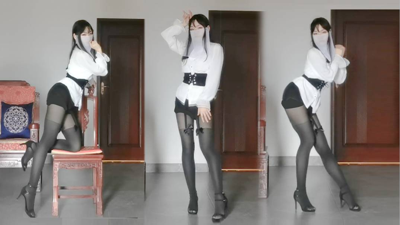 女孩为什么爱穿短裙?【岚西】miniskirt 竖屏更贴近