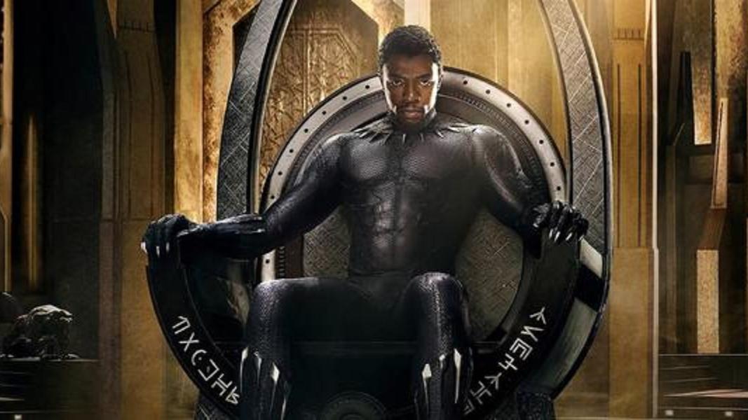黑豹:这个超级英雄,给人一种很柔美的感觉!