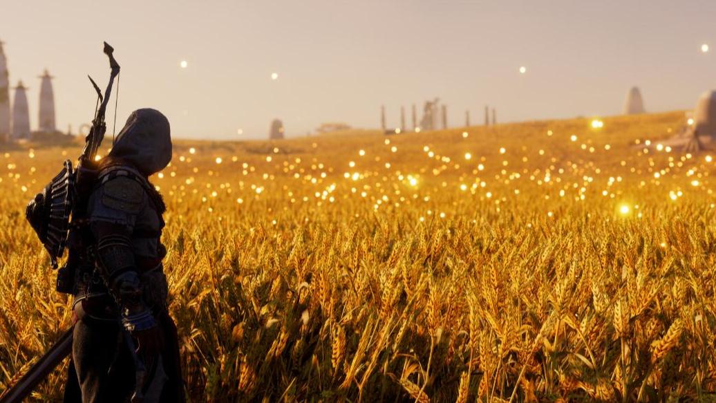 [刺客信条起源]最美的稻田:娜芙蒂蒂的死后世界—亚鲁