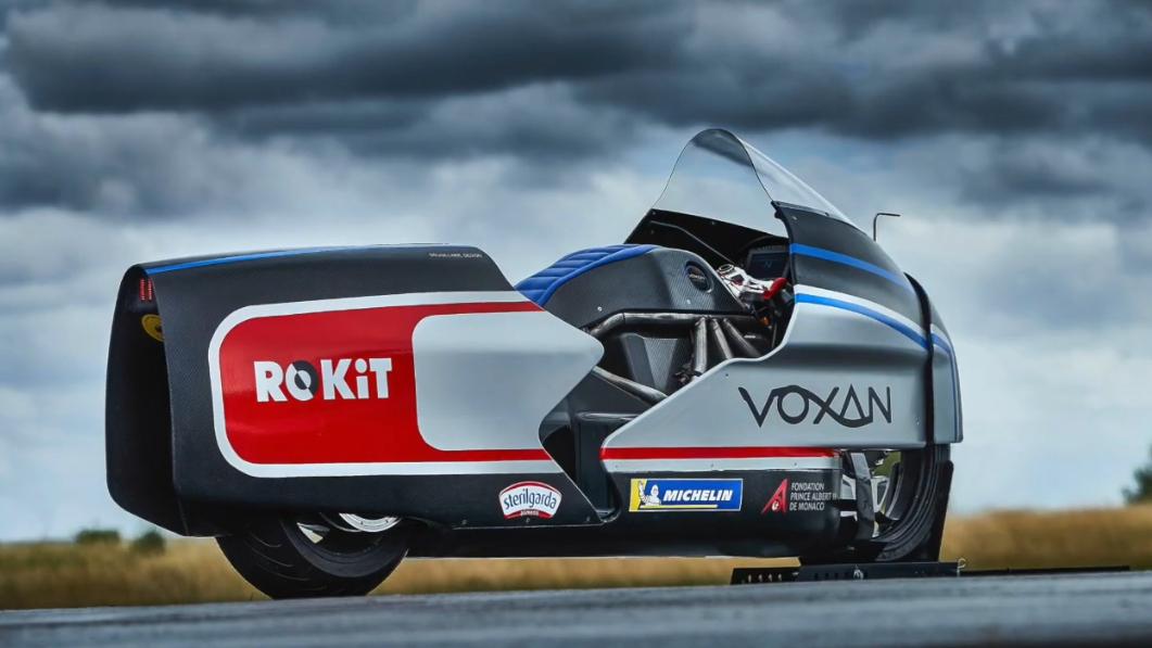 比超跑还快的电动摩托车,百公里加速3.4秒,破世界纪录