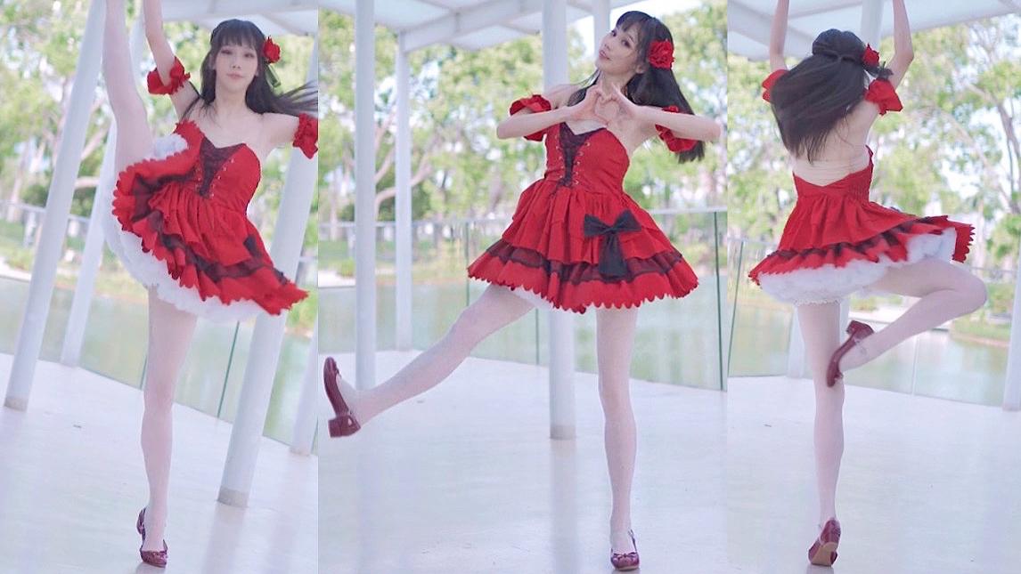 【欢迎萌新】我跳过的最难宅舞️-骸骨乐团与莉莉娅【坛子】