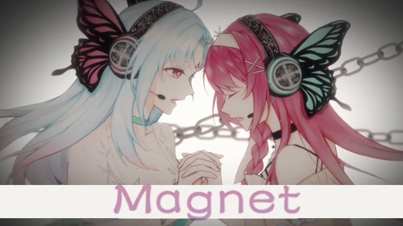 【颜音】Magnet(你只会是我 飞舞的终站)
