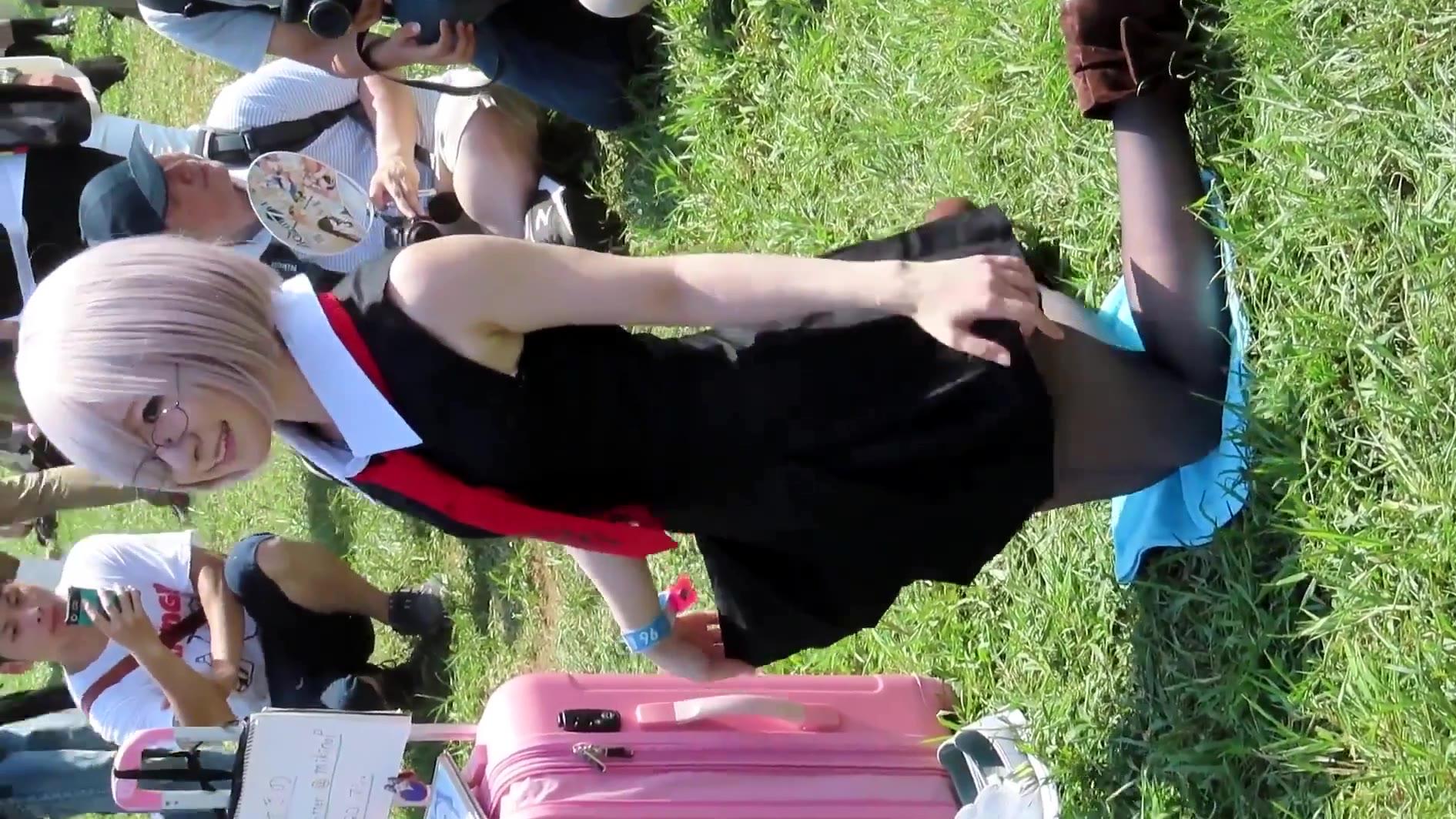 盾系眼镜娘玛修JK——Cosplay