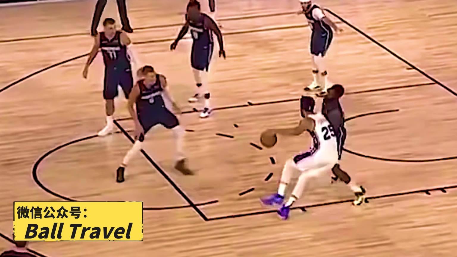 NBA球星進攻技巧第三部