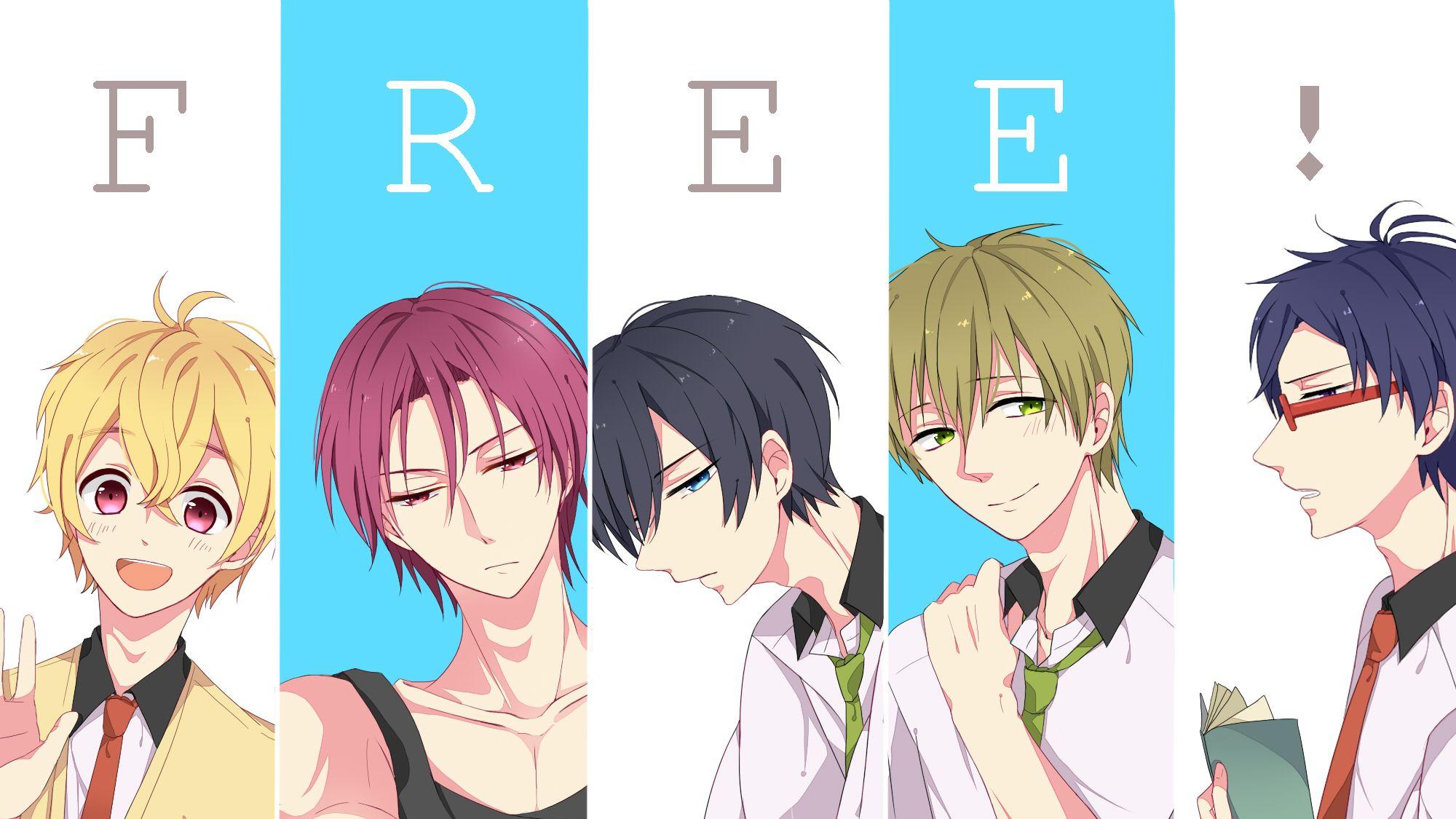 【BD1080P】Free! SP特典 1-3【幻樱字幕组】