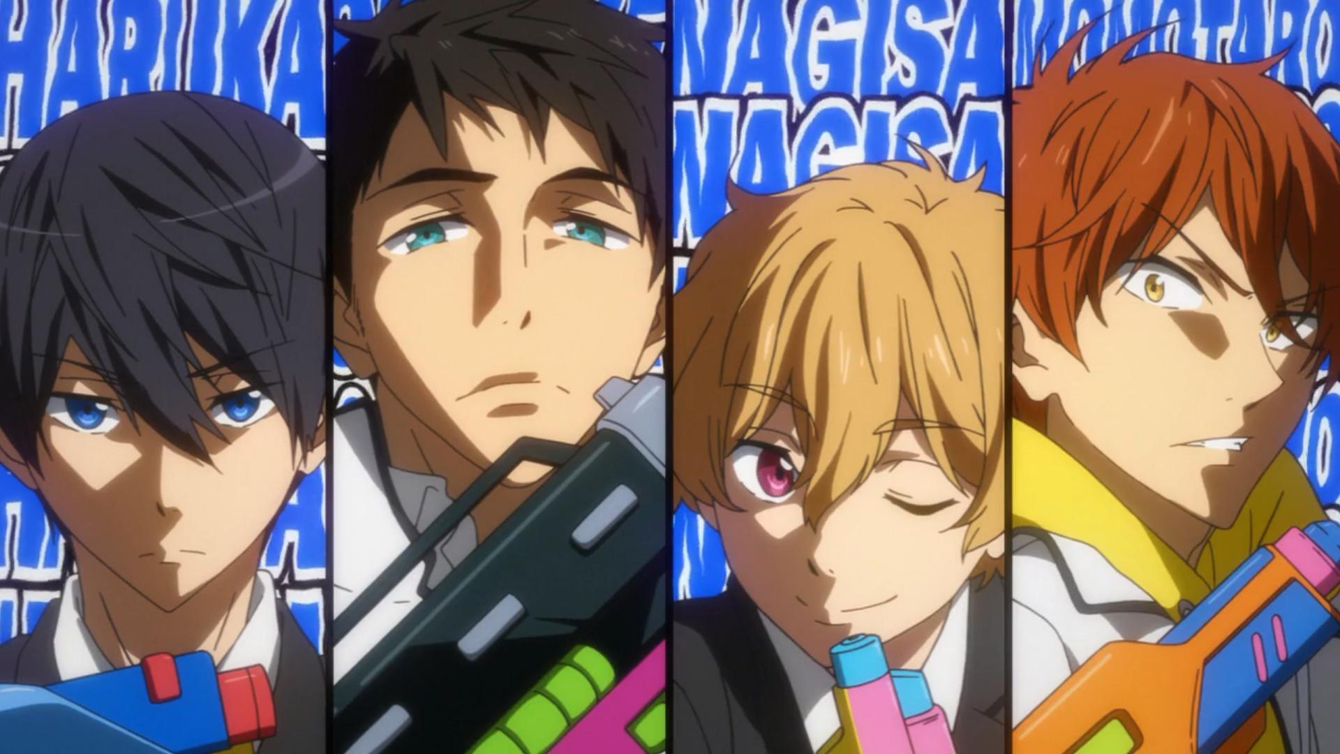 【720P/OVA】Free!-Eternal Summer- 第14话【幻樱字幕组】