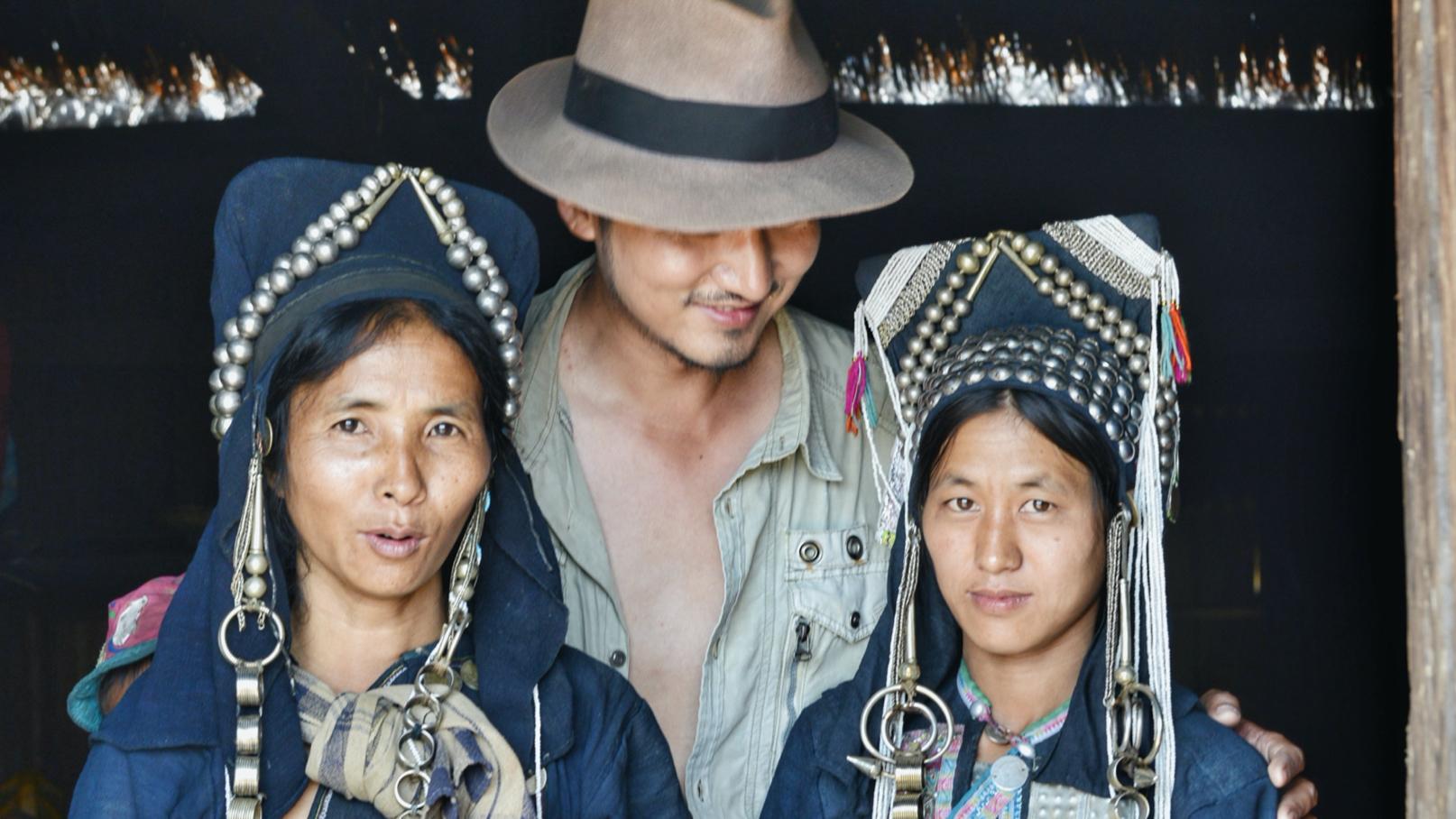 世界上最奇特的四个民族,雷探长亲身探访,又又又被坑了