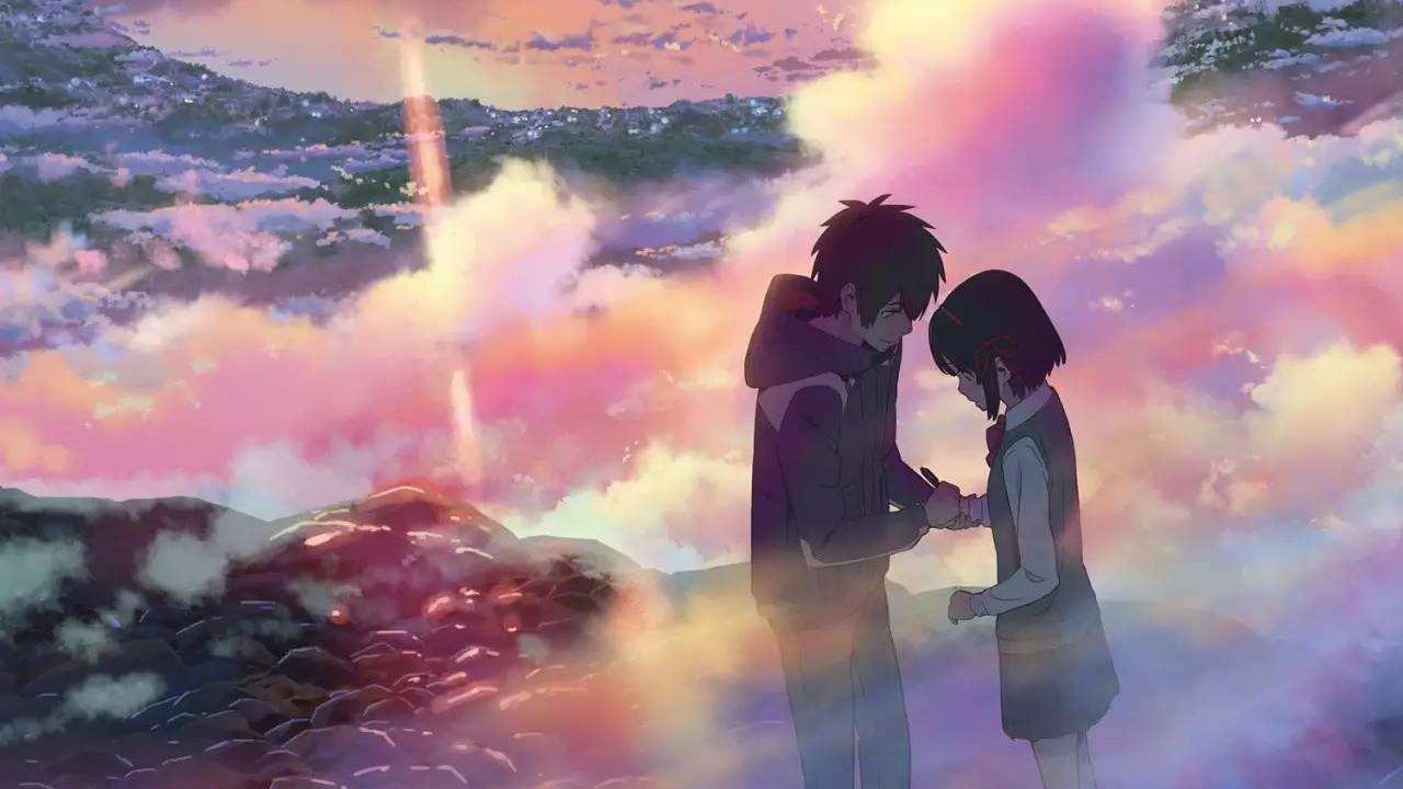 【新海诚/起风了】你不在的世界里,我无法找到任何意义!!!