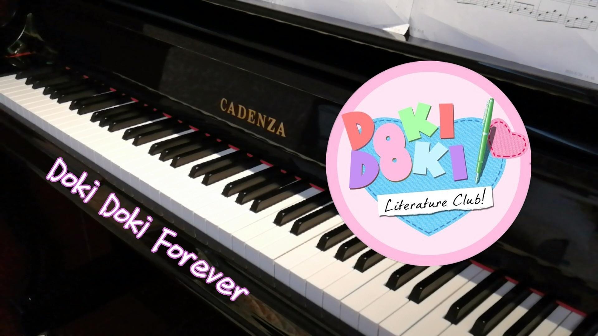 【钢琴】Doki Doki Forever !
