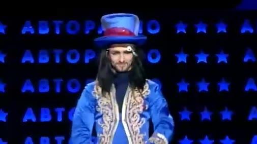 【补档】2011年《成吉思汗》再次征服莫斯科