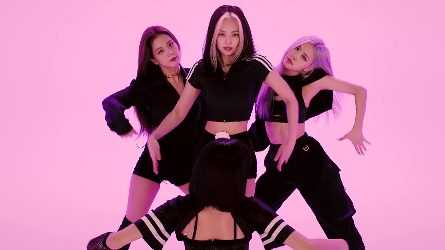 【欢迎萌新】BLACKPINK -  How You Like That  DANCE PERFORM