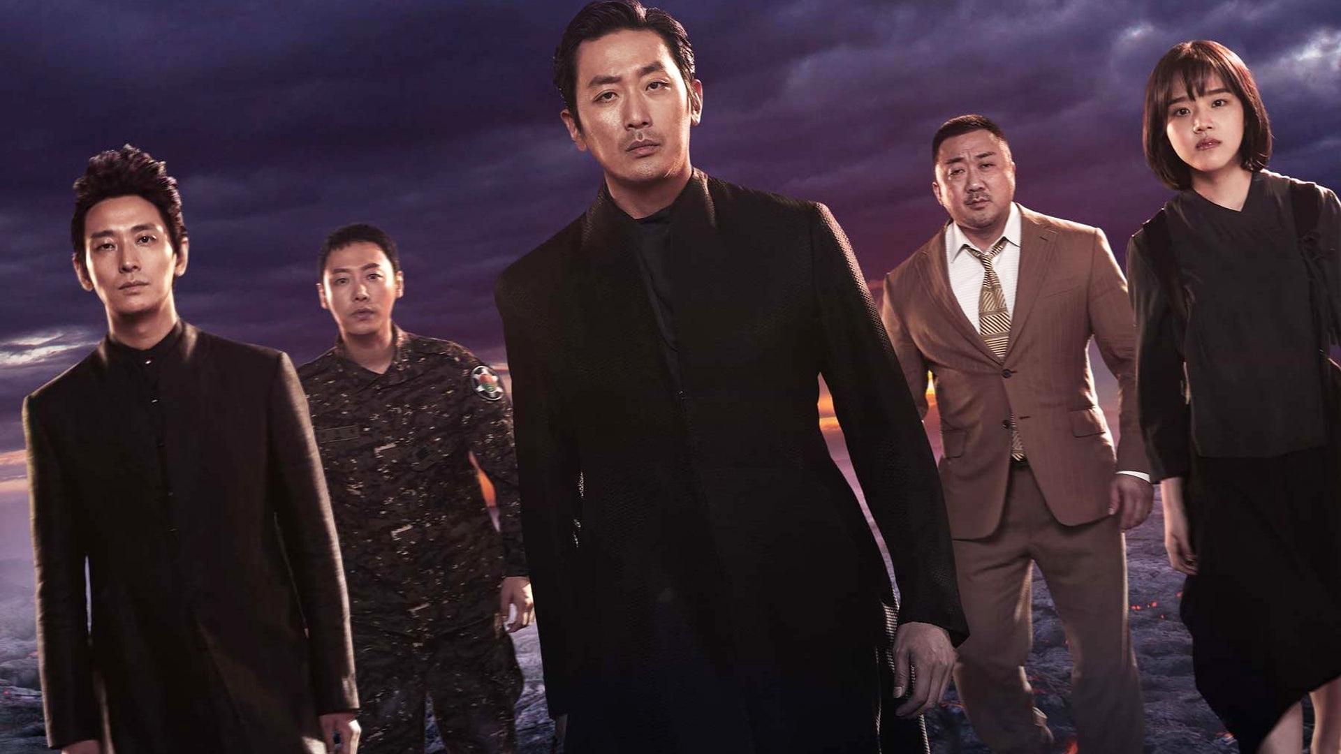 韩国年度最佳电影,首日上映打破多个记录,全球票房累计7.7亿