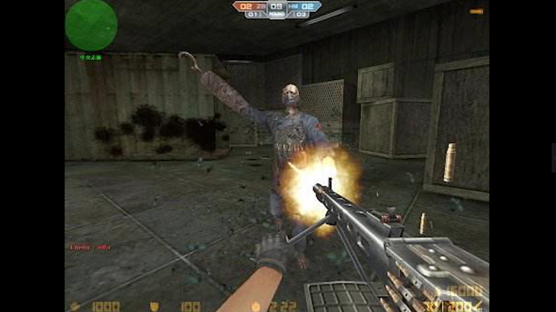 csol 那个10年前打僵尸的游戏现在怎么样了?  游戏杂谈第一期