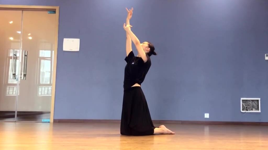 古典舞《思暮》分解教学