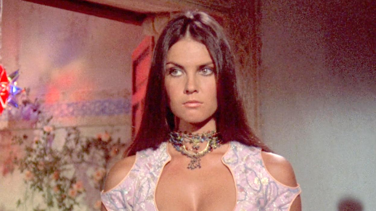 """辛巴达得到一个漂亮女奴隶,却没想到,她竟是怪物的""""新娘""""!速看奇幻电影《辛巴达航海记》"""