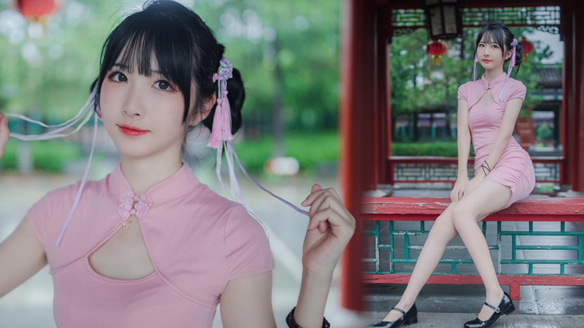 【NeKo】❀桃花笑❀在这桃花源里蹦蹦跳跳~