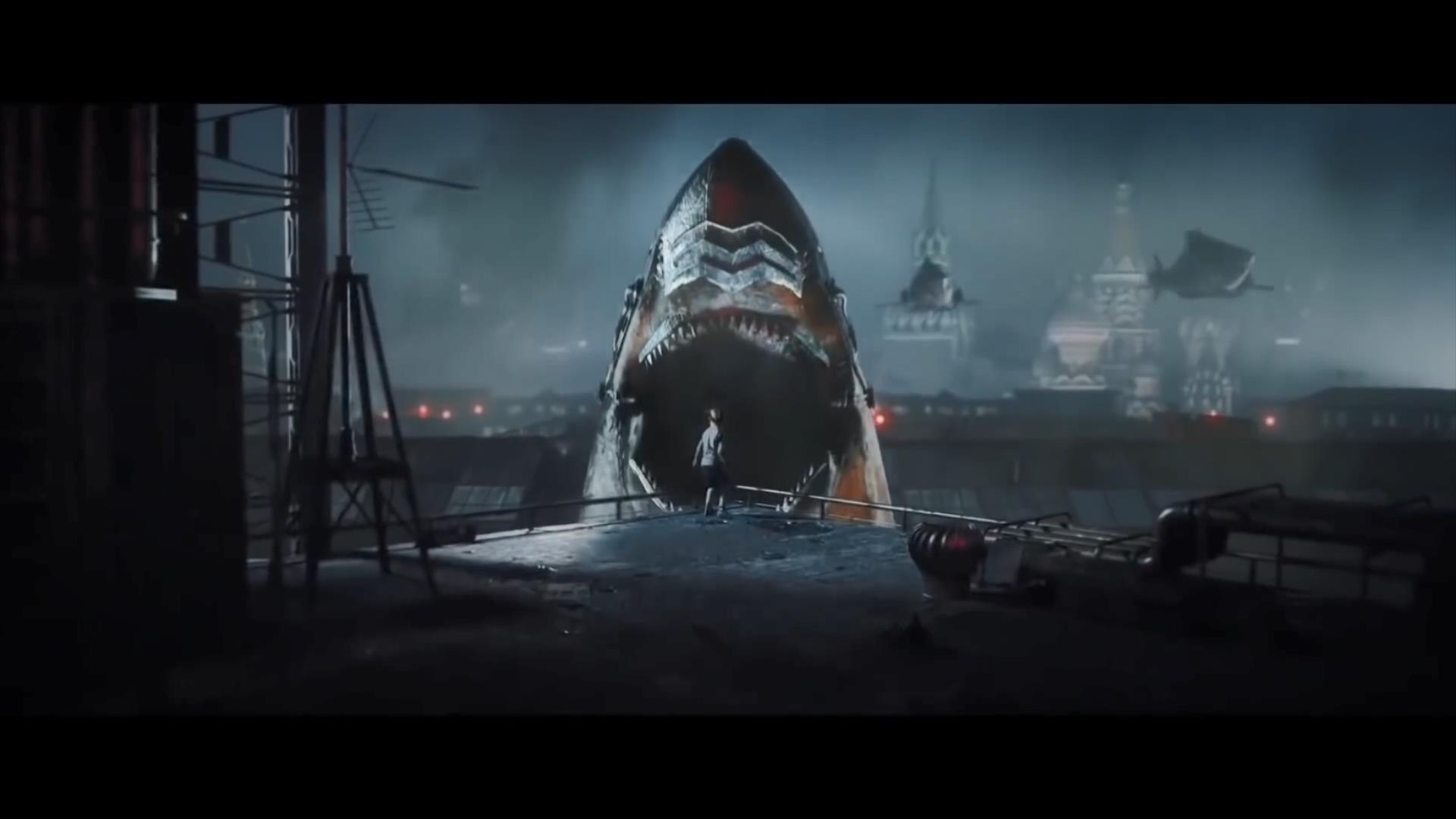 【科幻 恐怖 丧尸 怪兽】2020&2021即将上映电影预告片