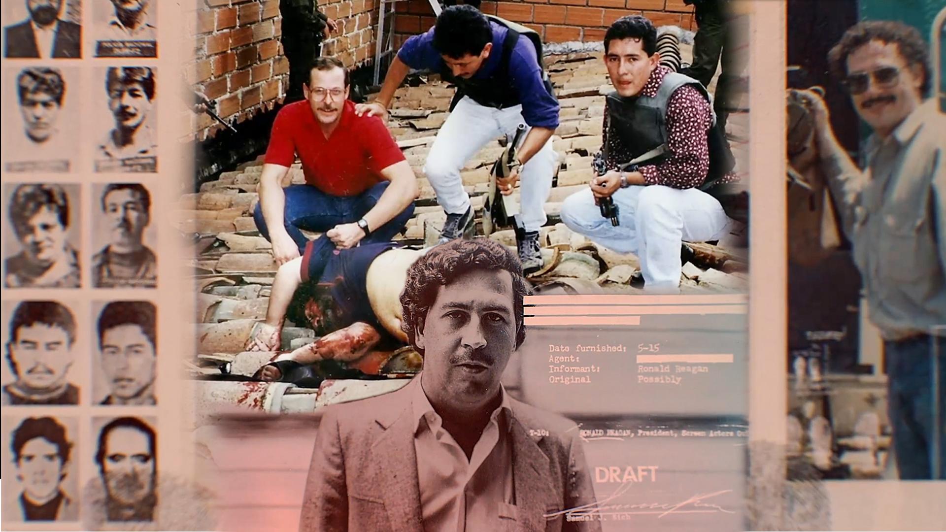 【墨菲】《毒枭》第11期:巴勃罗·埃斯科巴的死亡