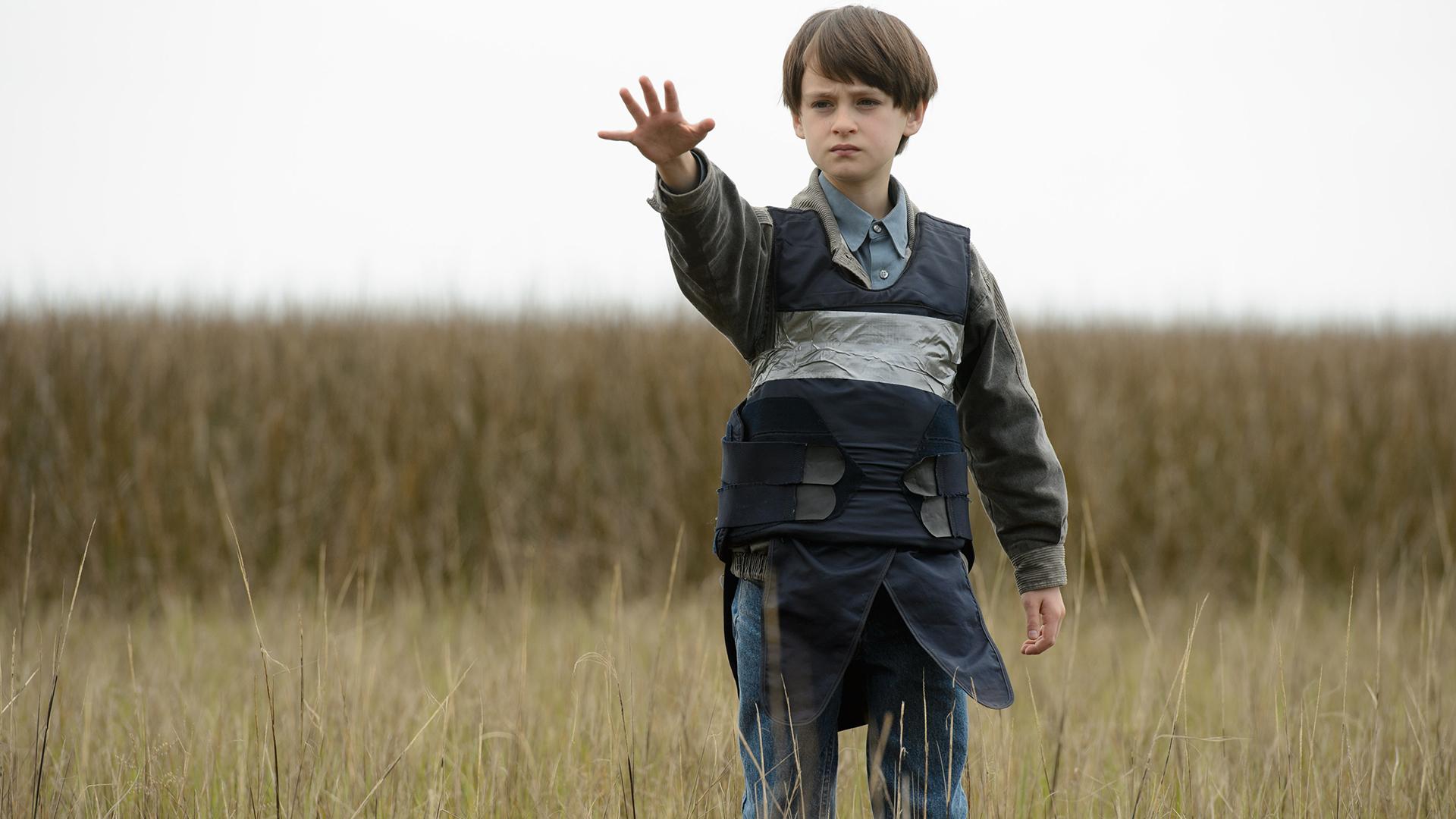 男孩利用超能力,打开了高维世界的大门,所有人都惊了