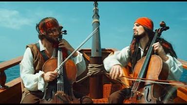 2CELLOS - 加勒比海盗主题曲 (大提琴演奏)
