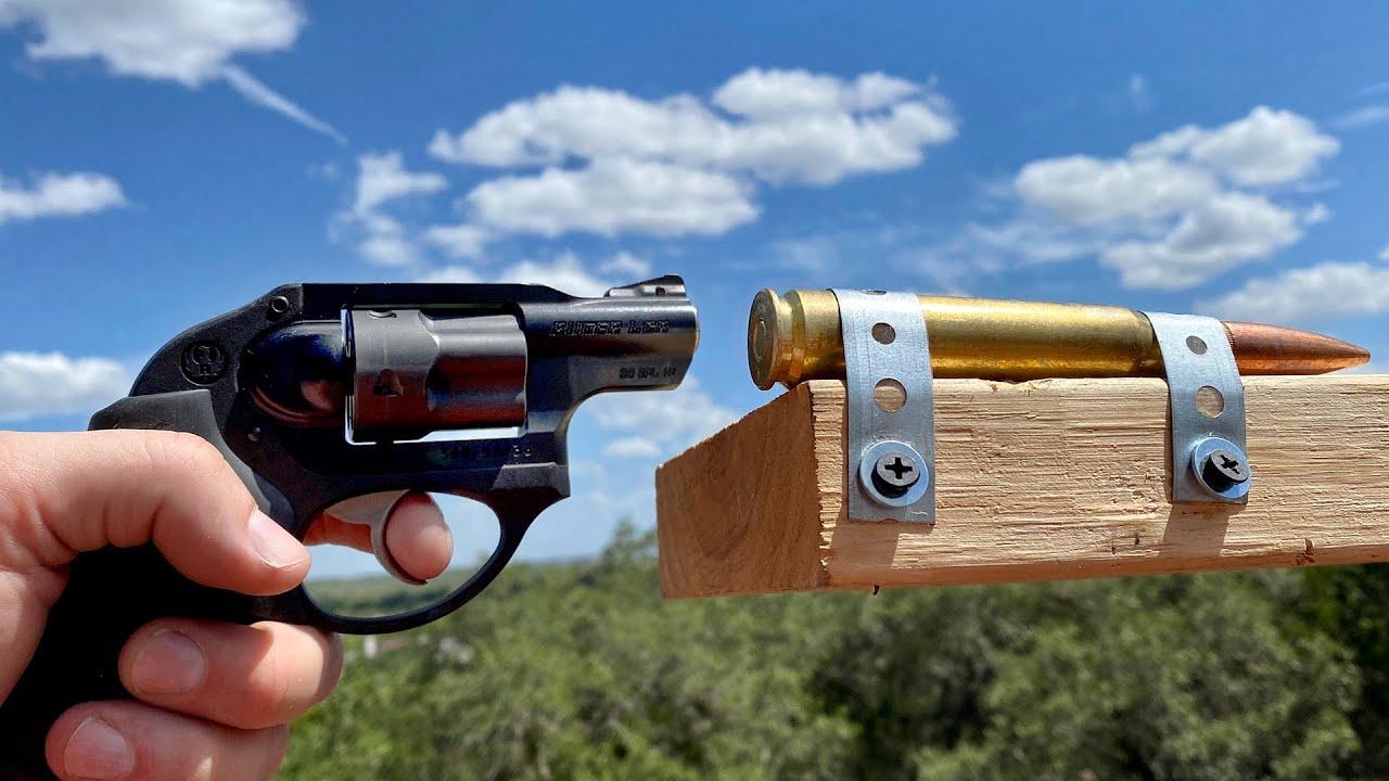 [FullMag]通过子弹射击可以击发.50弹吗
